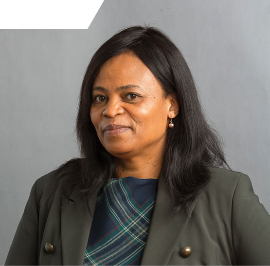 LC Mabaso - Chairperson